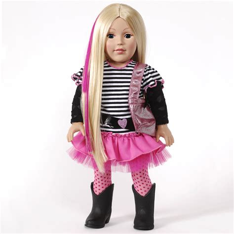 kmart doll clothes 18 quot blue eyed doll kmart exclusive