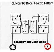 Where To Hook Up 48v 12v Voltage Reducer Converter Club
