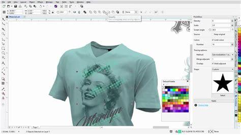 tutorial design t shirt coreldraw coreldraw tutorial t shirt design tutorial fashion looks