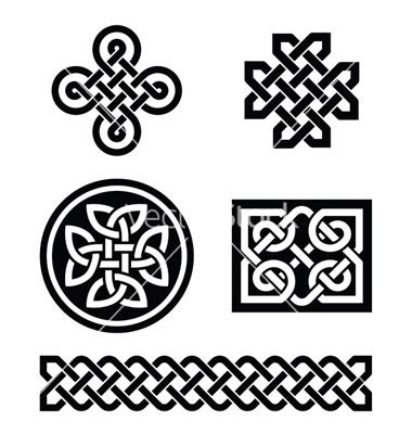 svg symbol pattern celtic knots patterns vector design for a rug