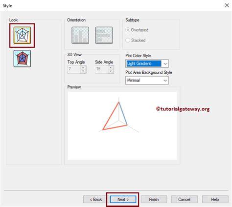 qlikview basic tutorial ppt radar chart in qlikview