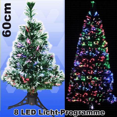 weißer weihnachtsbaum mit beleuchtung choinka gęsta świąteczna światłowodowa led 65 cm sklep