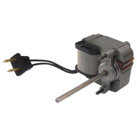 120 volt fan motor broan heater replacement vent fan motor 97010254 9