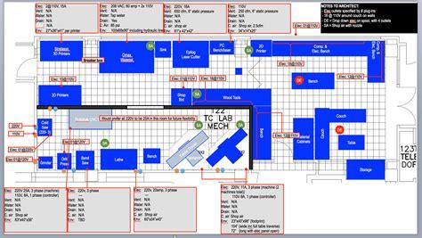 floor space planner makerspace consulting dan dorsch