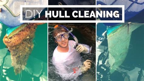 boat hull cleaner diy boat owners save money with diy hull cleaning