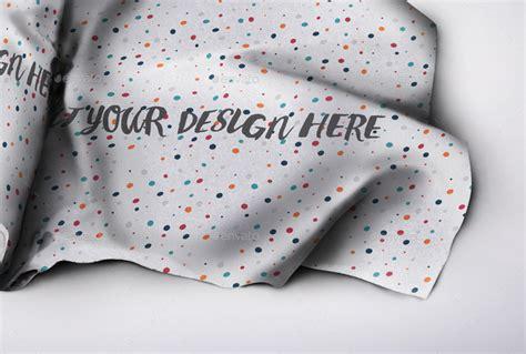 pattern fabric mockup fabric pattern mockup by ejanas graphicriver