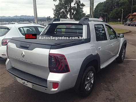 renault duster oroch renault duster oroch dynamique snapped testing