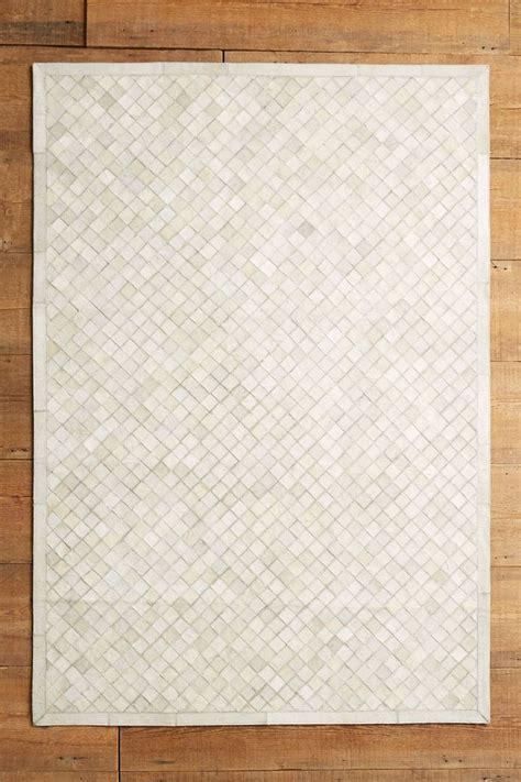 8 Beautiful Area Rugs By Anthropologie by Patchwork Hide Rug Anthropologie Floors