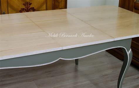 tavoli laccati tavoli allungabili laccati con gambe curve tavoli