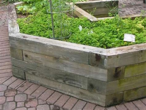 How To Make A Raised Planter by Tips For Creating Raised Bed Planters Diy