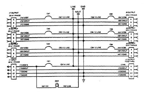 figure 4 8 m60 a p distribution center wiring diagram