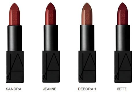 fall lipstick 2014 on pinterest nars audacious lipstick collection for fall 2014 beauty