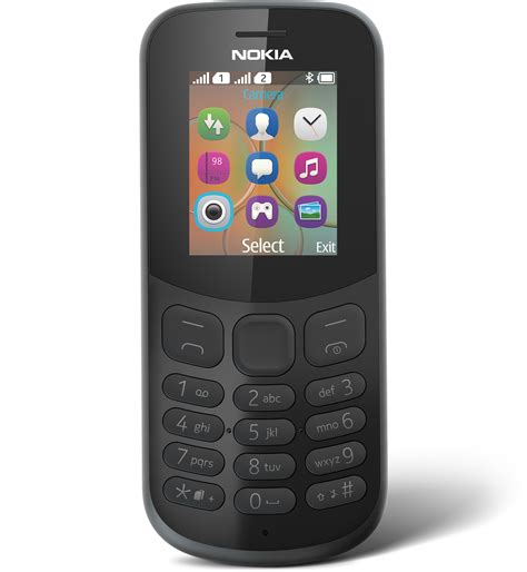 the all new nokia 130 nokia phones