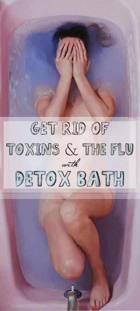 Detox Bath For Depression by Best 25 Flu Remedies Ideas On Cold