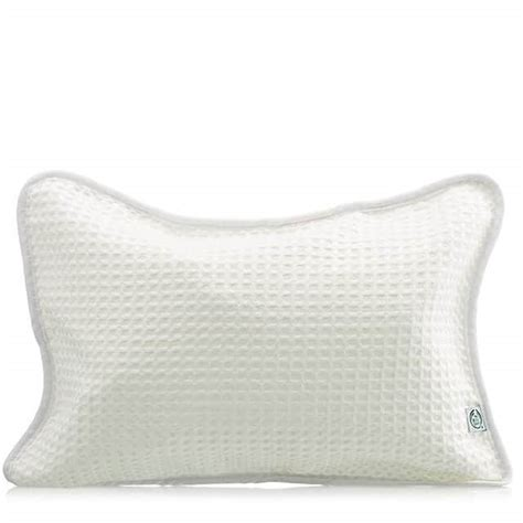 bathtub body pillow inflatable bath pillow white