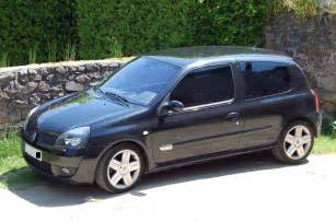 Renault Clio Ii 2002 Renault Clio Ii Sport Pictures Information And
