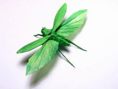 Origami Insect - one for the kid in all of us origami insects i insects