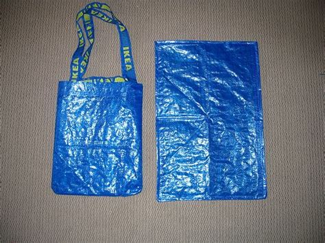 59cent ikea bag and changing pad ikea hackers ikea frakta mod into bag and changing pad ikea