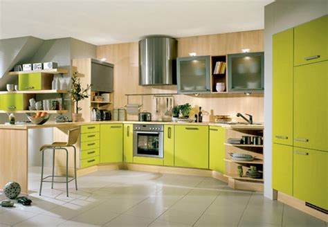 kitchen lime green kitchen cabinet painting color ideas moderna kuhinja bravacasa magazin