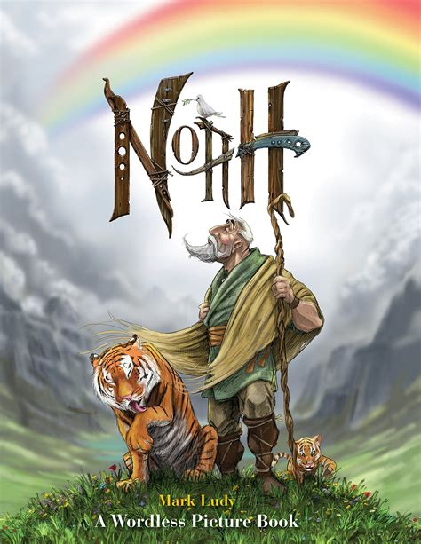 noah a wordless picture book by ludy review