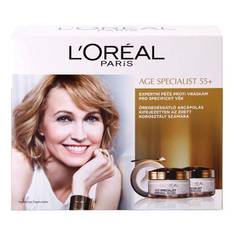 Produk Kosmetik Loreal l or 201 al age specialist 55 kosmetik set ii notino de