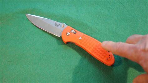 benchmade griptilian orange benchmade mini griptilian orange www imgkid the