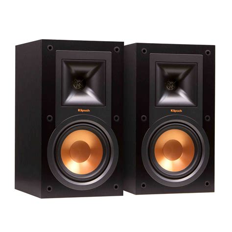 reference bookshelf speakers klipsch