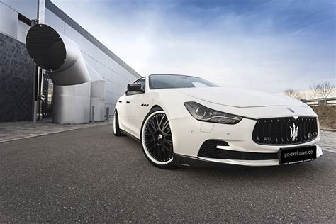 maserati ghibli modified maserati ghibli evo by g s exclusive is way sportier than