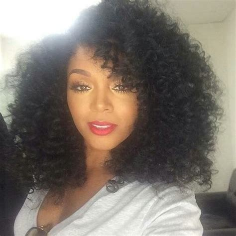 big curly weaves how to transition from relaxed to natural hair in 7 steps