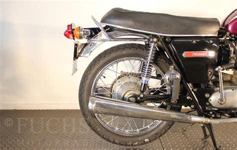 Motorrad Aus Usa Importieren Zoll by Fuchs Motorrad Bikes Triumph T 150 V Trident 750