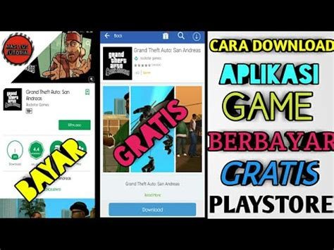 gadoga com cara download game dan aplikasi di play store new cara download game aplikasi berbayar di playstore