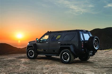 rugged road vehicles rugged road warriors the rhino gx and xt by us specialty vehicles