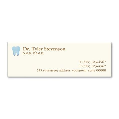 dentist business card template 304 best images about dental business card templates on