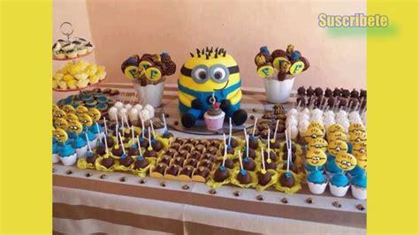 imagenes de minions fiesta las mejores ideas de como decorar tu fiesta de los minions