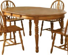 Traditional Kitchen Tables Liberty Furniture Country 76x42 Oval Dining Table In Brown Light Wood Traditional