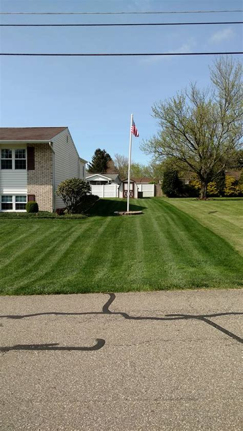 Slippery Rock Lawn And Garden Derek S Grass Cutting Service In Mars