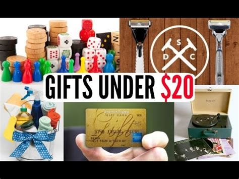 gifts for 20 year olds last minute last minute gifts for him 20