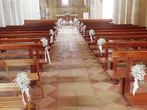 Deco Banc Eglise by Decoration Banc Eglise Pour Mariage