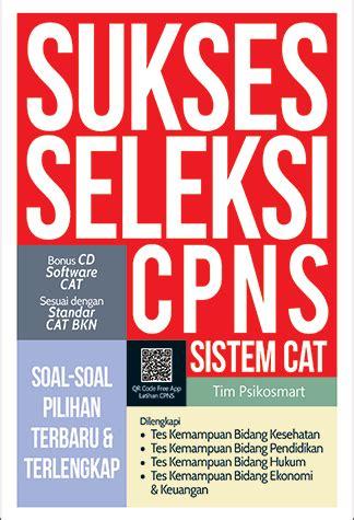 Sukses Lulus Cpns sukses seleksi cpns sistem cat bukubukularis toko