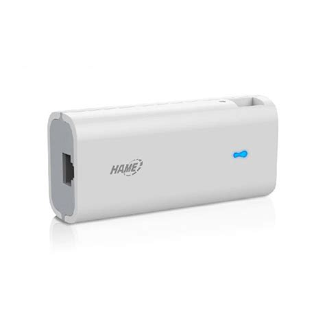 Router Hame Hame R1 3g Wifi Router Built In 4400mah Power Bank