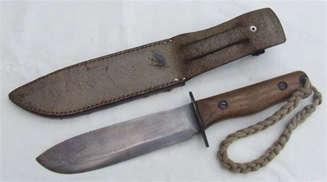 issue survival knife early issue wilkinson sword type d