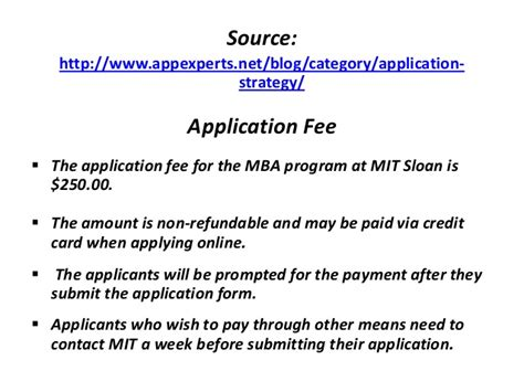 Mit Sloan Mba Application Process by Mit Sloan 2013 14 Mba Application Guidelines