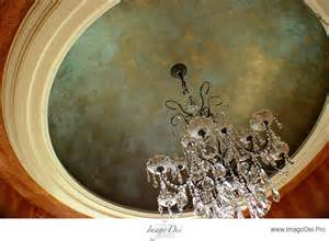 amazing ceiling ideas murals faux finishes stencils