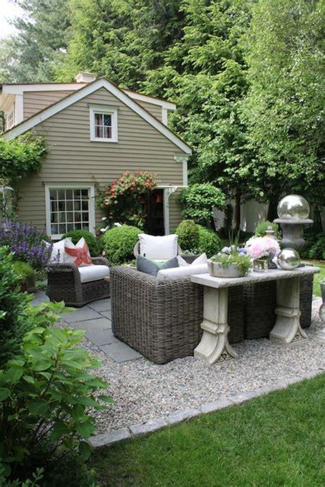 Gartengestaltung Mit Kies Und Steinen 25 Gartenideen F 252 R Sie