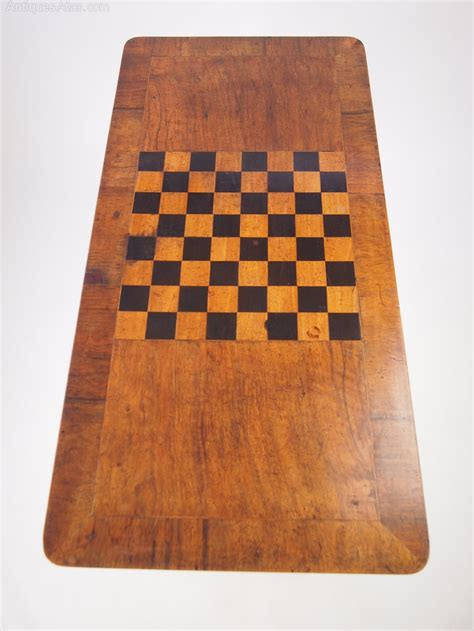 Chess Top table with chess board top antiques atlas
