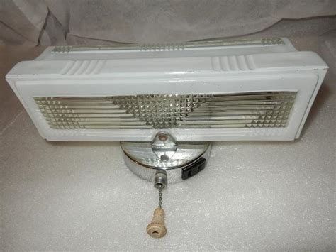 Bathroom Light With Pull Chain Vintage 2 Light Bulb Chrome Bathroom Wall Fixture W Pull Chain From Midwestern L Connection