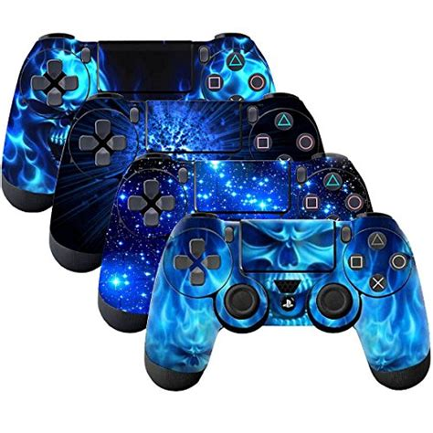 Ps4 Contoller Aufkleber by Subclap 4 Packs Ps4 Controller Skin Vinyl Decal Sticker