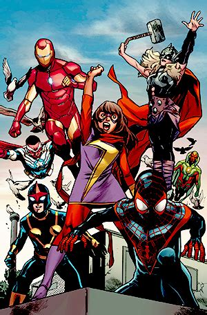 the avengers 2012 film tv tropes all new all different avengers comic book tv tropes