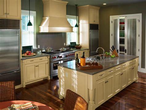 One Wall Kitchens Hgtv One Wall Kitchen Layout