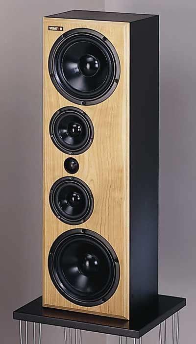 Speaker Visaton soundlabs ct 200 speaker kit